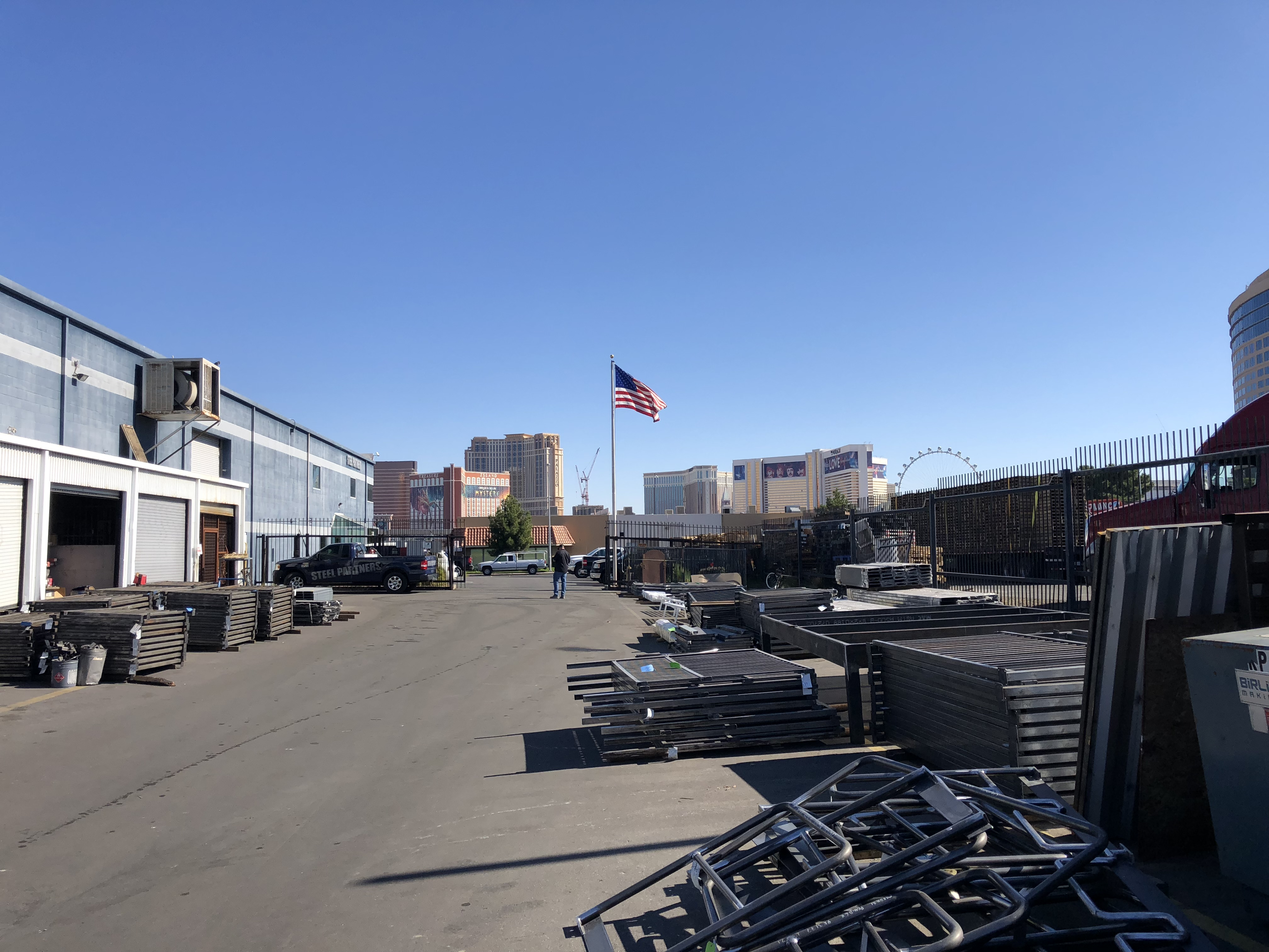 Holovision 3D Steel Parnters Las Vegas