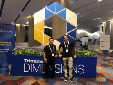 Highlights: Trimble Dimensions User Conference 2018